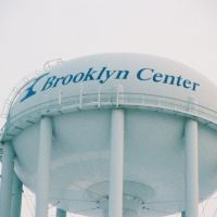 Brooklyn Center Water Tower 3, Бруклин-Сентер