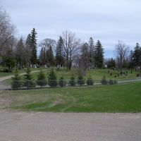 Evergreen Cemetary, Валкер