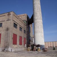 Old power plant, Виллмар