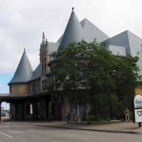 Lake Superior Railroad Museum/St. Louis County Heritage & Arts Center/Duluth Childrens Museum/Duluth Playhouse, GLCT, Дулут