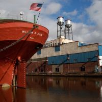 William Irvin Ship in Duluth MN, United States, Дулут