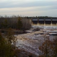 Thomson Dam, Карлтон