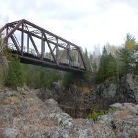 Rail Trail, Карлтон