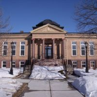Old Public Library, Клокуэт