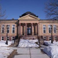 Old Public Library, Колумбия-Хейгтс