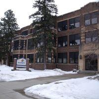 (Former) Washington Sr. and Jr. High School., Лаудердейл