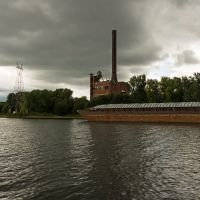 high bridge power plant, Лилидейл