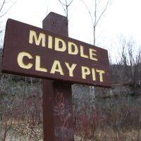 Middle Clay Pit, Lilydale Park, St. Paul, Лилидейл