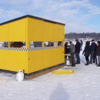 Art Car Taxi Stand, Медисин-Лейк
