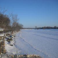 Medicine Lake Winter 2010, Медисин-Лейк