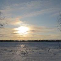 Mar 2011 - Plymouth, Minnesota. March afternoon at Medicine Lake., Медисин-Лейк