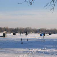 Ice Fishing, Медисин-Лейк