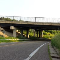 Mendota Bridge, Мендота