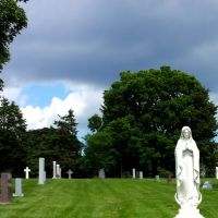 Resurrection Cemetery - Mendota Heights,  MN, Мендота-Хейгтс