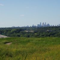 Minneapolis from Pilots Knob, Мендота-Хейгтс