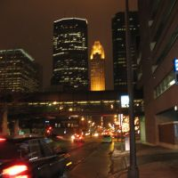 Nightime Stroll, Миннеаполис