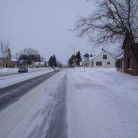 Winter driving, Норт Манкато