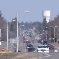Coming into Brainerd, Норт Манкато