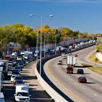 694 Traffic, Нью-Брайтон