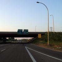 35W - Arden Hills, MN, Нью-Брайтон