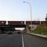Interstate 35W - New Brighton, MN, Нью-Брайтон