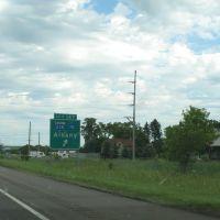 Albany Exit on 94, Олбани