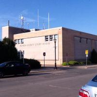 Mower County Courthouse, Остин