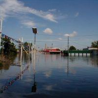 Flood of 2000, Остин