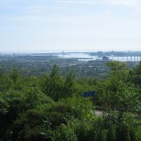 Over looking Duluth Harbor, Проктор