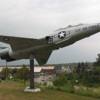 McDonnell F-101 Voodoo on a stick, Проктор