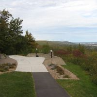 Sep 2010 - Duluth, Minnesota. Overlook of Duluth from Thompson Hill., Проктор