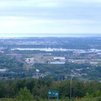 Scenic View of Duluth, Minnesota, Проктор