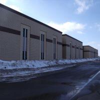 Crow Wing County Jail, Росевилл