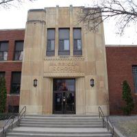 Harrison Elementary School, Росевилл