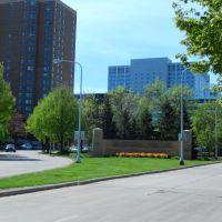 Mayo Clinic Welcome Sign, Рочестер