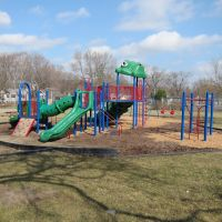 Goose Egg Park Playground, Рочестер