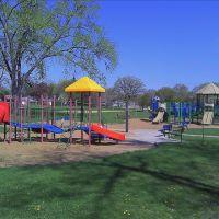 Slatterly Park Playground, Рочестер