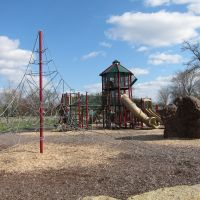 Soldiers Memorial Field Park Playground, Рочестер