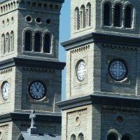 Clock Towers of the Assumption Catholic Church, Сант-Пол