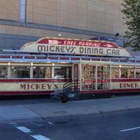Mickeys Diner, GLCT, Сант-Пол