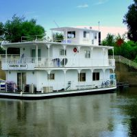 Houseboats on the Mississippi, Сант-Пол