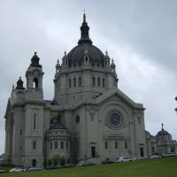 Saint Paul Cathedral, Сант-Пол