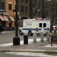 Ambulance, St Louis Park, MN, Сент-Луис-Парк