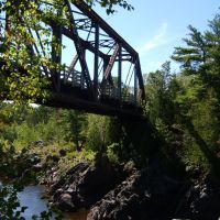 Jay Cooke State Park, Carlton MN, Сканлон