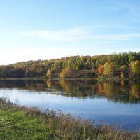 Forbay Lake, Сканлон