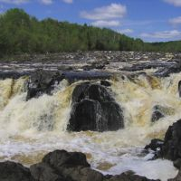 Oldenburg Point at Jay Cooke State Park, Сканлон