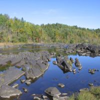 St. Louis River at Jay Cooke State Park 10-1-11, Сканлон