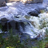 Falls in Jay Cooke State Park 10-1-11, Сканлон