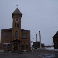 Old railway yard, Скилин