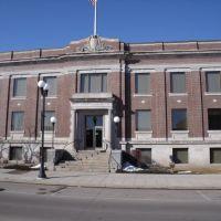 Brainerd City Hall Building, Стефен